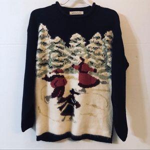 Karen Scott Ugly Christmas Sweater